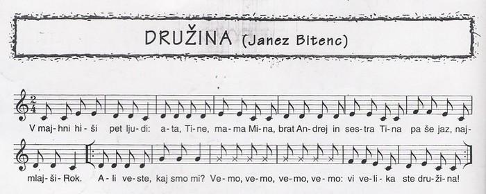 Pesmica_druzina